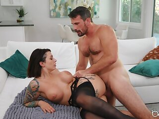 Collaborate fucked and made to swallow when hubby is out be incumbent on town