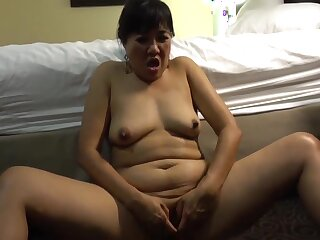 Mrs Nguyen, From Houston, Her Pussy Is Happy Now