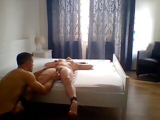 Most Intens Orgasm Utterly Tied Down And Loves It